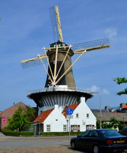 Windlustmolen Wassenaar