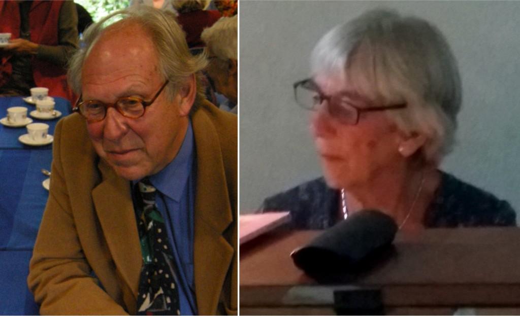 Ruud Bartlema en Corrie Seldenrath