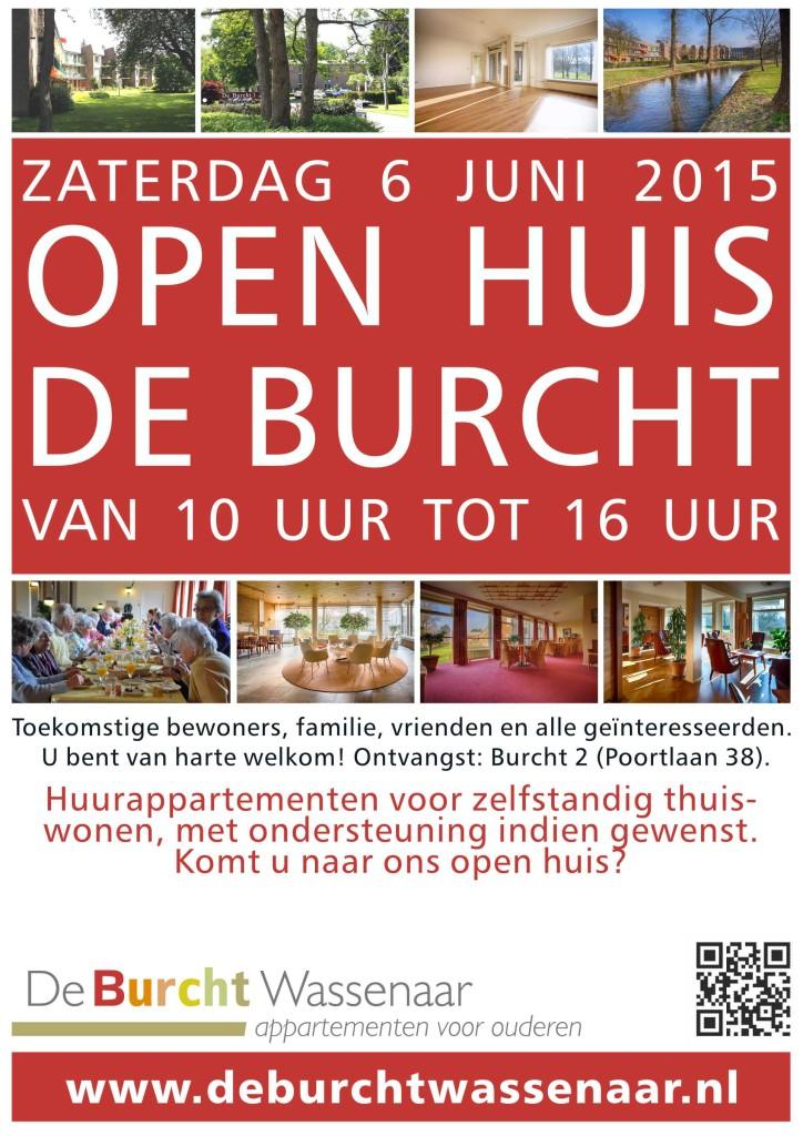 Poster Open Huis 2015