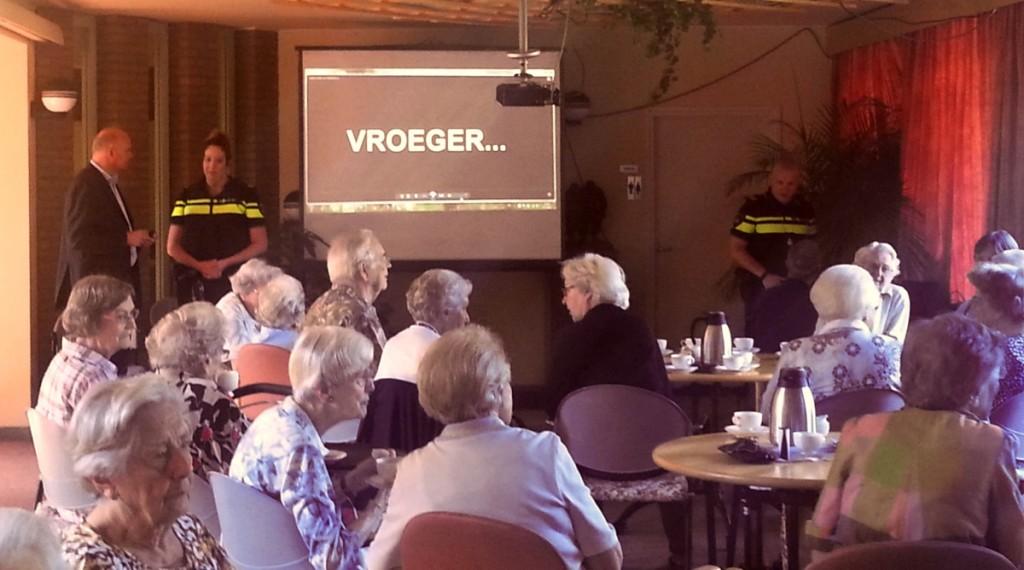 Presentatie van Politie Haaglanden
